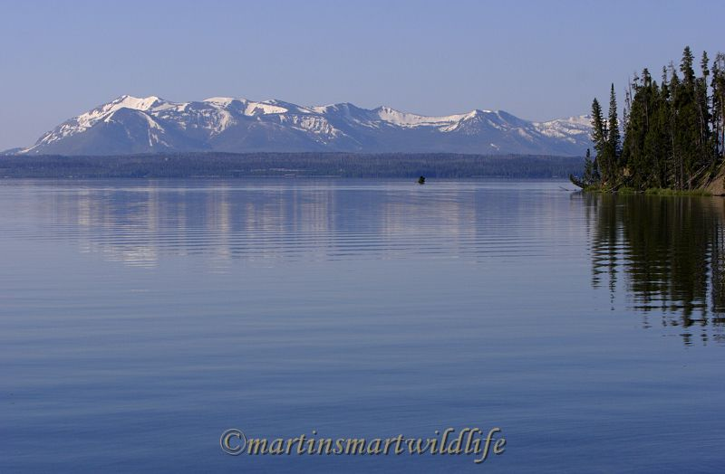 Yellowstone Lake Pictures